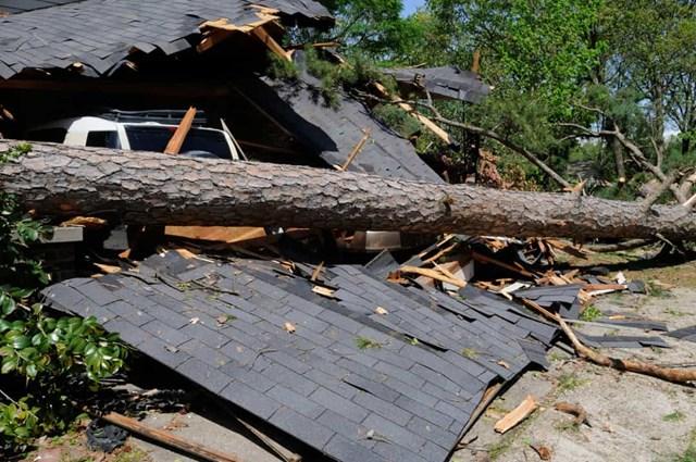 15 bang chịu nhiều thiên tai nhất ở Mỹ - Ảnh 4