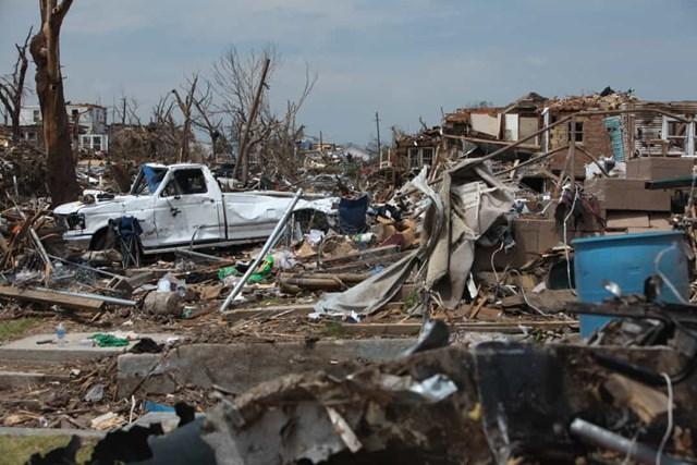 15 bang chịu nhiều thiên tai nhất ở Mỹ - Ảnh 13