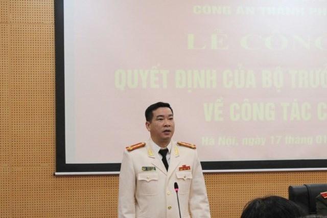Đại tá Phùng Anh Lê, Trưởng phòng Cảnh sát kinh tế vừa bị đình chỉ công tác. Ảnh: ANTĐ.