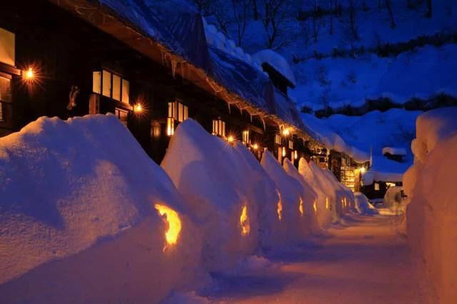 Những nơi tuyết rơi nhiều nhất trên trái đất - Ảnh 20
