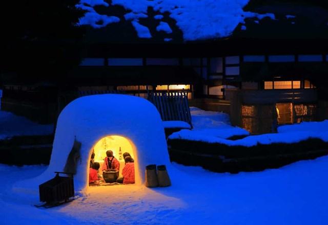 Những nơi tuyết rơi nhiều nhất trên trái đất - Ảnh 19