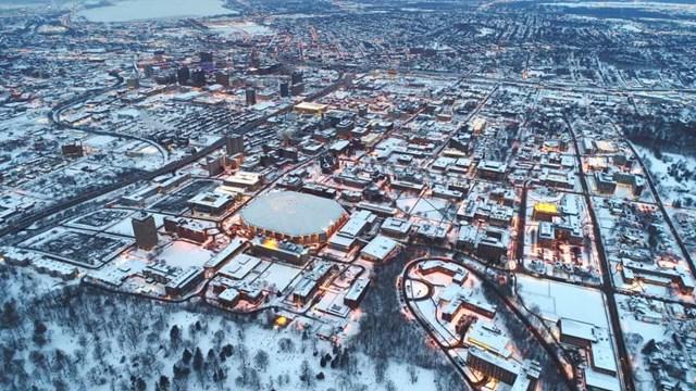 Những nơi tuyết rơi nhiều nhất trên trái đất - Ảnh 22