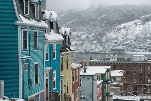 Những nơi tuyết rơi nhiều nhất trên trái đất - Ảnh 26