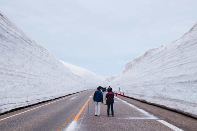 Những nơi tuyết rơi nhiều nhất trên trái đất - Ảnh 27