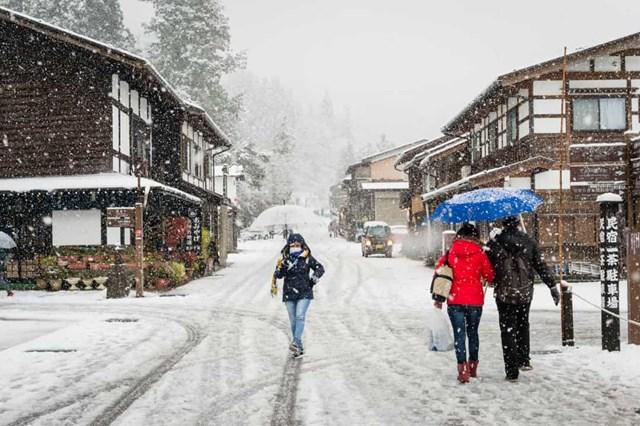 Những nơi tuyết rơi nhiều nhất trên trái đất - Ảnh 4
