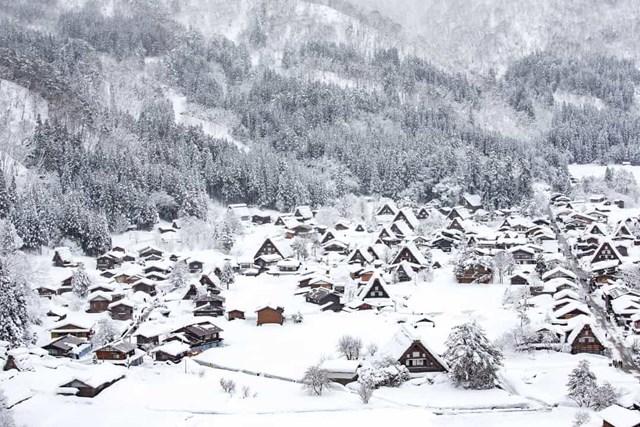 Những nơi tuyết rơi nhiều nhất trên trái đất - Ảnh 3