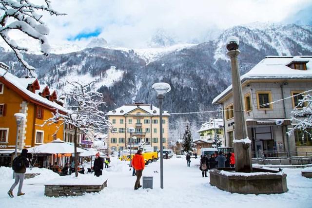Những nơi tuyết rơi nhiều nhất trên trái đất - Ảnh 8