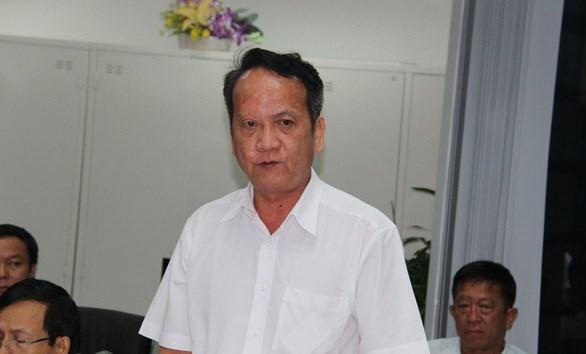 Ông Lê Văn Trang, nguyên cục trưởng Cục Thuế tỉnh Bình Dương. Nguồn: tuoitre.vn.