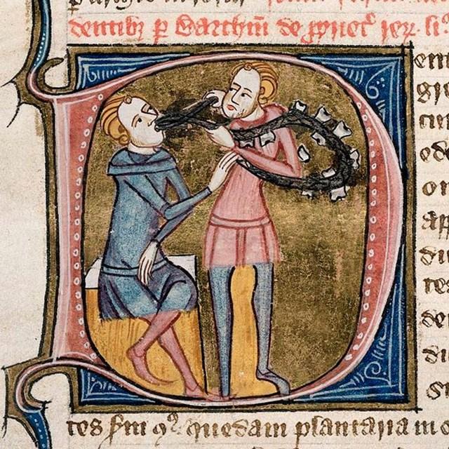 Những phương pháp điều trị y học cổ xưa mãi mãi lưu lại trong quá khứ - Ảnh 1