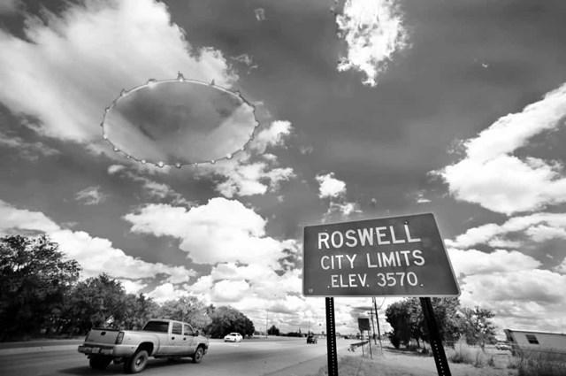 Những vụ nhìn thấy UFO nổi tiếng nhất trên thế giới - Ảnh 13