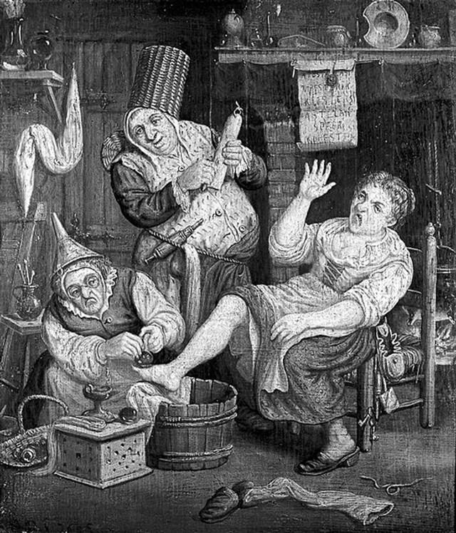 Những phương pháp điều trị y học cổ xưa mãi mãi lưu lại trong quá khứ - Ảnh 10