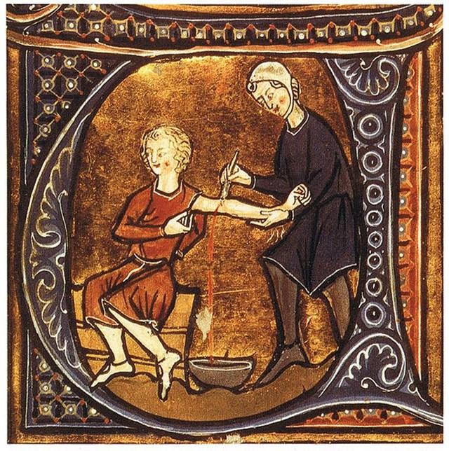 Những phương pháp điều trị y học cổ xưa mãi mãi lưu lại trong quá khứ - Ảnh 9