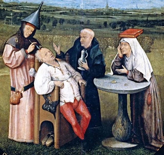 Những phương pháp điều trị y học cổ xưa mãi mãi lưu lại trong quá khứ - Ảnh 13