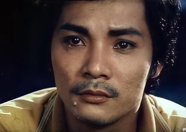 Thương Tín nổi tiếng với hình ảnh hào hoa trên màn ảnh thập niên 1980. Ảnh: VFS.