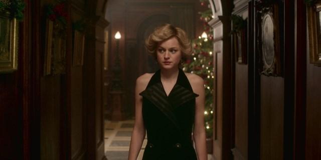 """Emma Corrin trong vai Công nương Diana trong """"The Crown."""""""