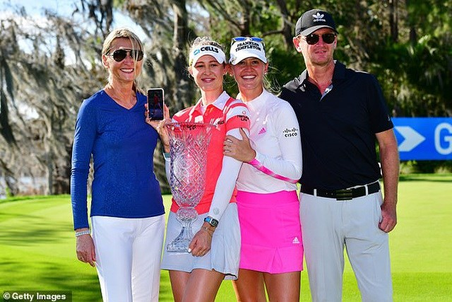 Chức vô địch của Nelly Korda cũng đánh dấu lần thứ hai trong lịch sử LPGA Tour mà một cặp chị em chiến thắng trong các trận đấu đối kháng. Annika Sorenstam và em gái Charlotta đã lập được kỳ tích vào năm 2000 khi Annika giành chức vô địch Welch's / Circle K và Charlotta đã giành được Standard Register Ping.