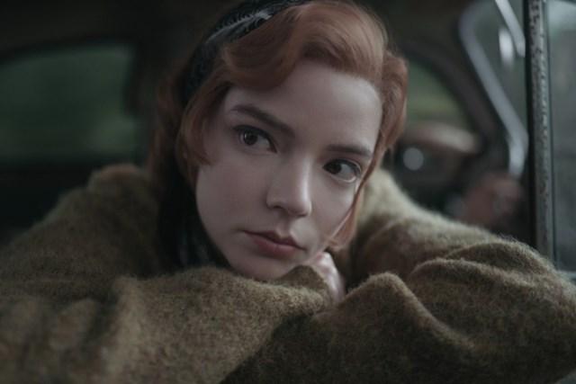"""Anya Taylor-Joy trong """"The Queen's Gambit."""""""