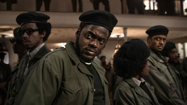 "Darrel Britt-Gibson, Daniel Kaluuya và Lakeith Stanfield xuất hiện trong ""Judas and the Black Messiah"" của Shaka King."