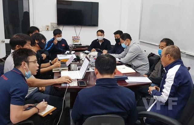 HLV Park Hang Seo muốn đội tuyển Việt Nam được tập huấn ở nơi có điều kiện khí hậu tương đồng với UAE.