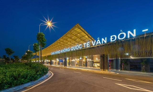 Sân bay Vân Đồn (Quảng Ninh) mở cửa trở lại từ ngày 3/3.