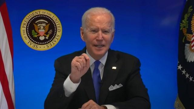 Tổng thống Mỹ Joe Biden. Ảnh: Nhà Trắng.