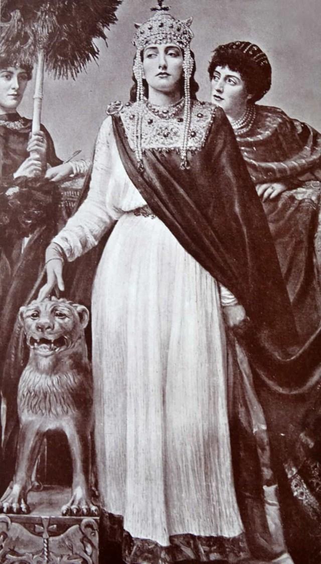 Những nữ lãnh đạo 'đáng gờm' nhất trong lịch sử - Ảnh 12
