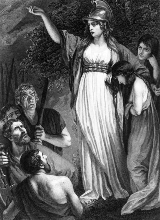 Những nữ lãnh đạo 'đáng gờm' nhất trong lịch sử - Ảnh 14