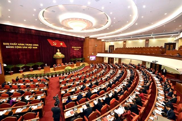 Hội nghị diễn ra trong không khí cả nước vừa vui Xuân, đón Tết, mừng thành công rất tốt đẹp Đại hội XIII của Đảng và đang tích cực triển khai thực hiện các nhiệm vụ phát triển kinh tế - xã hội; phòng, chống đại dịch Covid-19,...