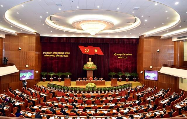 Một trong những nội dung quan trọng của Hội nghị là quyết định việc giới thiệu nhân sự ứng cử các chức danh Chủ tịch nước, Thủ tướng Chính phủ, Chủ tịch Quốc hội.