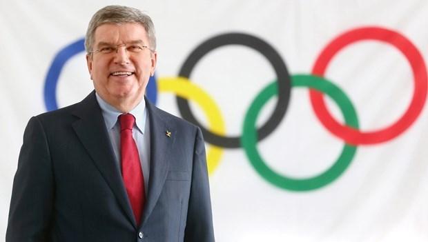 Ông Thomas Bach tái đắc cử Chủ tịch Ủy ban Olympic Quốc tế. Nguồn: olympic.org.