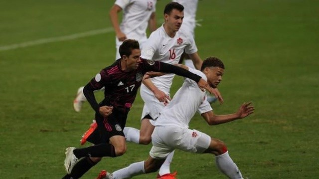 U23 Mexico giành tấm vé cuối cùng tham dự Olympic Tokyo 2021 khi đánh bại U23 Canada với tỷ số 2-0.
