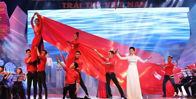 Cuộc thi sáng tác ca khúc quảng bá vẻ đẹp Việt Nam - Ảnh 1