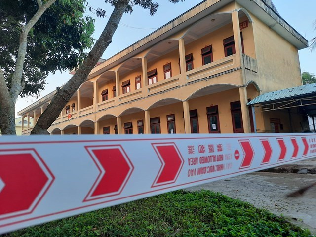 Quảng Nam: Nữ nhân viên bán hàng nhiễm SARS- CoV-2 - Ảnh 1