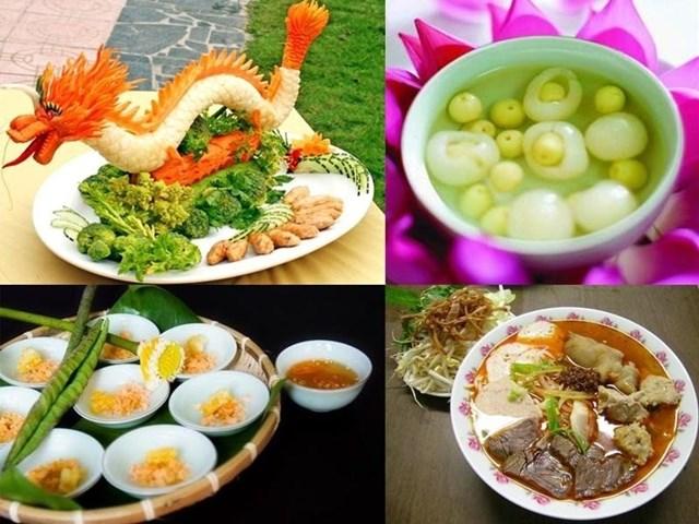 Một số món ăn đặc trưng xứ Huế