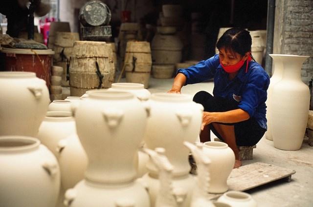 Số hoá các sản phẩm thủ công truyền thống - Ảnh 1