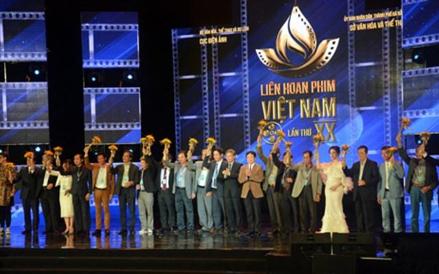 Lùi thời gian tổ chức Liên hoan Phim Việt Nam - Ảnh 1