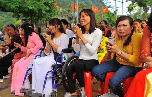 Phụ nữ khuyết tật gặp nhiều rào cản trong việc tiếp cận việc làm.