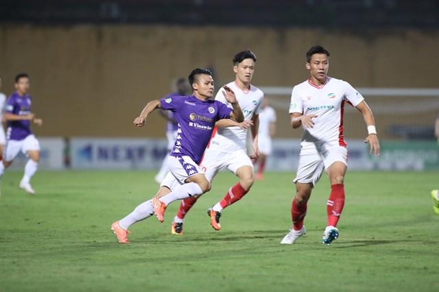 """Trận """"chung kết sớm"""" giữa Viettel và Hà Nội FC được dự đoán sẽ cực kỳ hấp dẫn."""