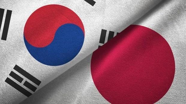 Nhật Bản và Hàn Quốc thảo luận nhiều vấn đề trong quan hệ song phương - Ảnh 1