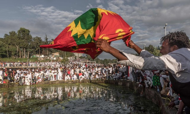 Thảm sát tại Ethiopia - Ảnh 1