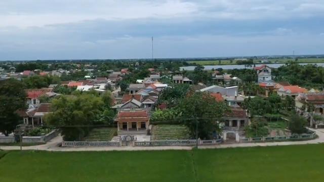 Xã Vĩnh Lại ngày nay.