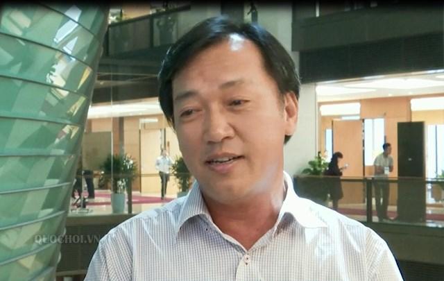 Ông Phan Viết Lượng.