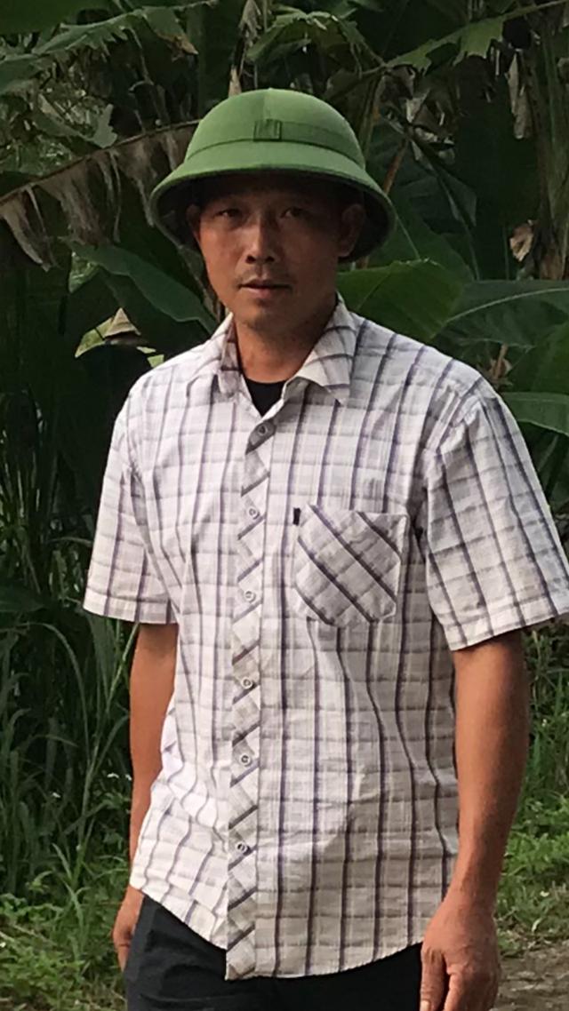 Anh Trần Xuân Anh chia sẻ rằng mình luôn có sự cảm thông và ủng hộ của gia đình khi làm công tác Mặt trận.