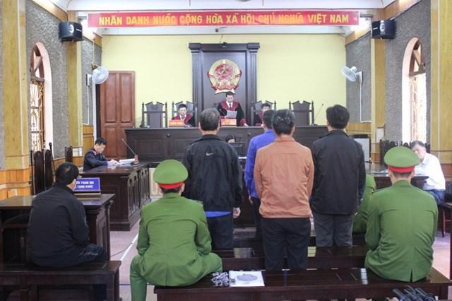 Tòa phúc thẩm tuyên y án sơ thẩm các bị cáo vụ gian lận thi cử Sơn La.