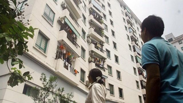 Giấc mơ một căn hộ đối với người thu nhập thấp rất xa vời.