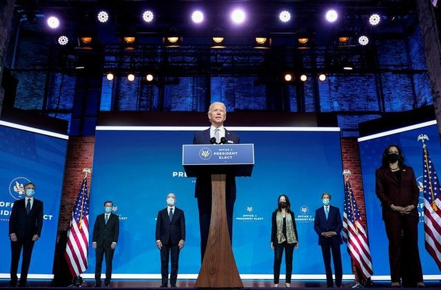 Chân dung 6 nhân vật đầu tiên trong nội các tương lai của ông Biden - Ảnh 1