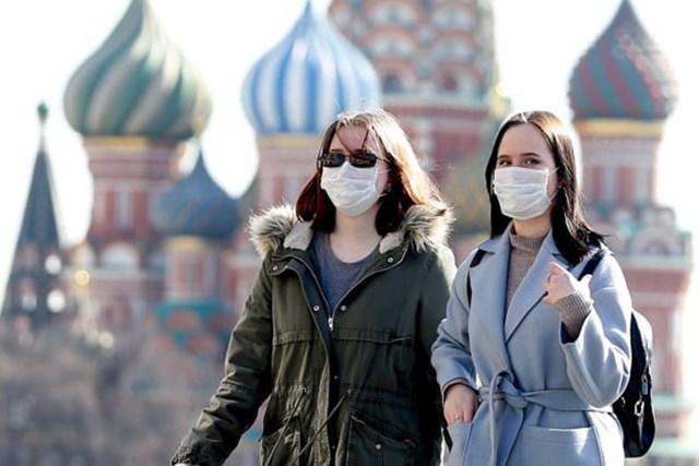 50% dân thành phố Moscow miễn nhiễm với SARS-CoV-2 - Ảnh 1