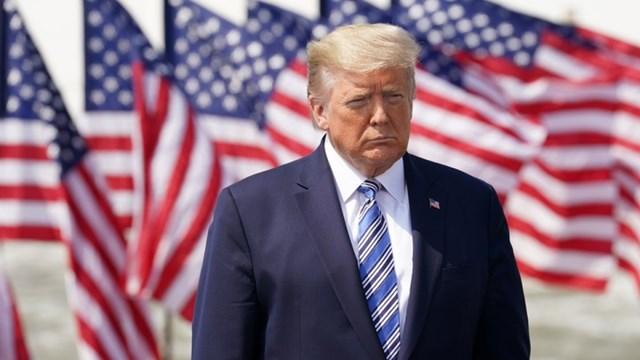 Tổng thống Donald Trump. Ảnh: Reuters.