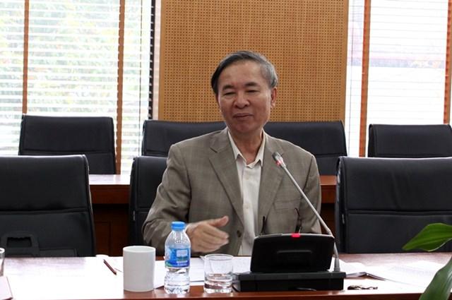 Ông Trần Hữu Thắng.