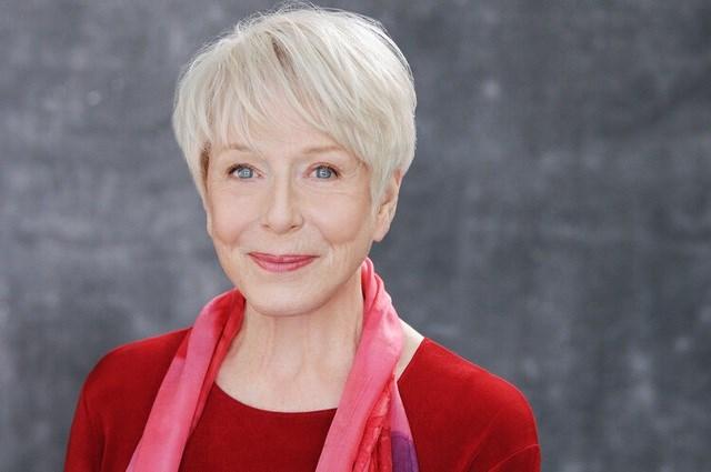 Nữ diễn viên Karen Grassle.